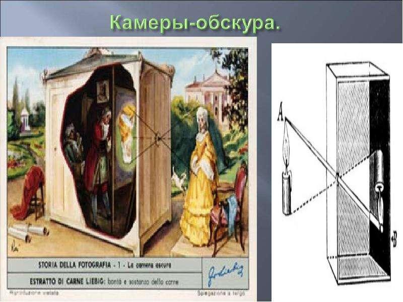 История развития фотографии, слайд 6