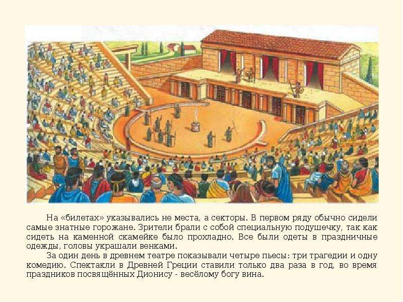 the art of ancient greek theatre