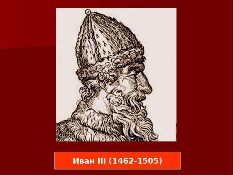 Создание единого русского государства, слайд 5
