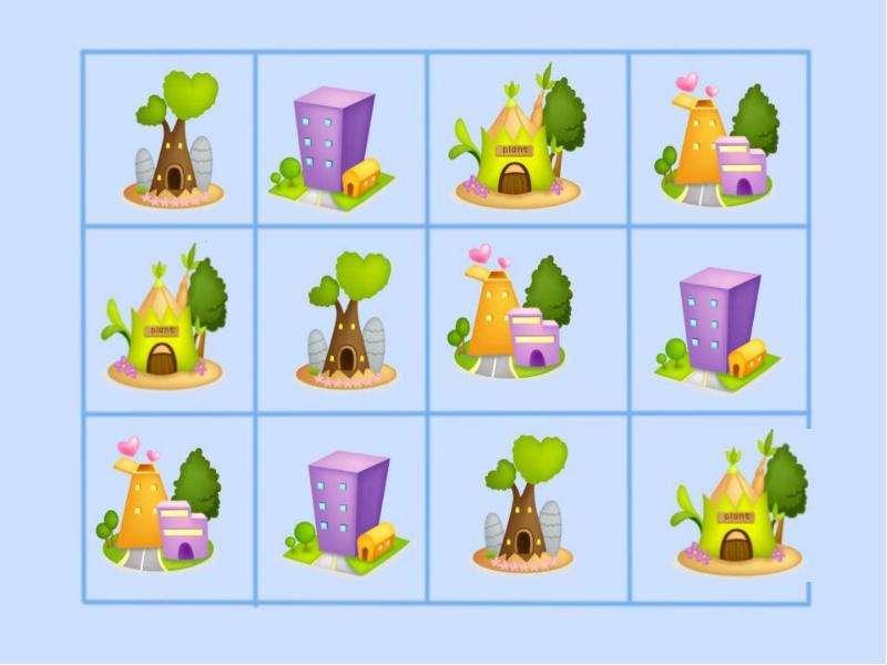 Картинки чего не хватает играть онлайн
