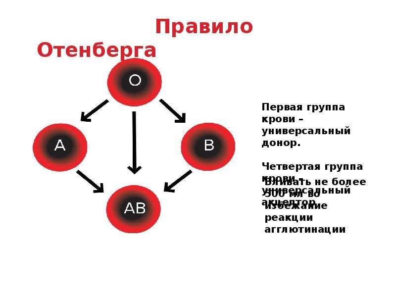 Тканевая совместимость и переливание крови, слайд 10