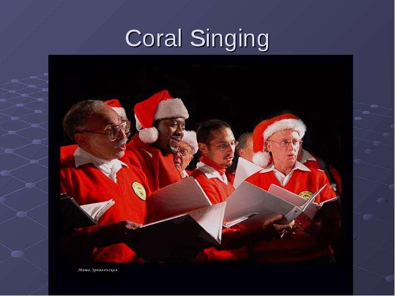 Coral Singing