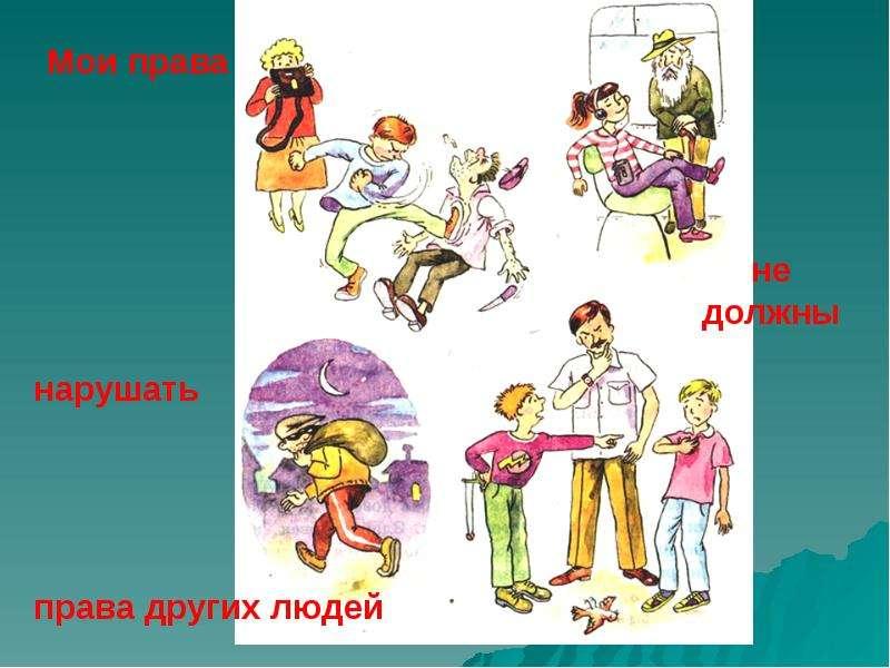 Ответственность родителей за формирование правовой культуры детей, слайд 22
