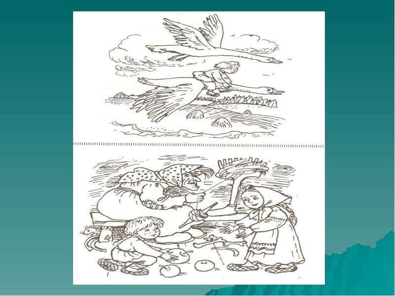 Учимся по сказке Развитие мышления с помощью мнемотехники, слайд 14
