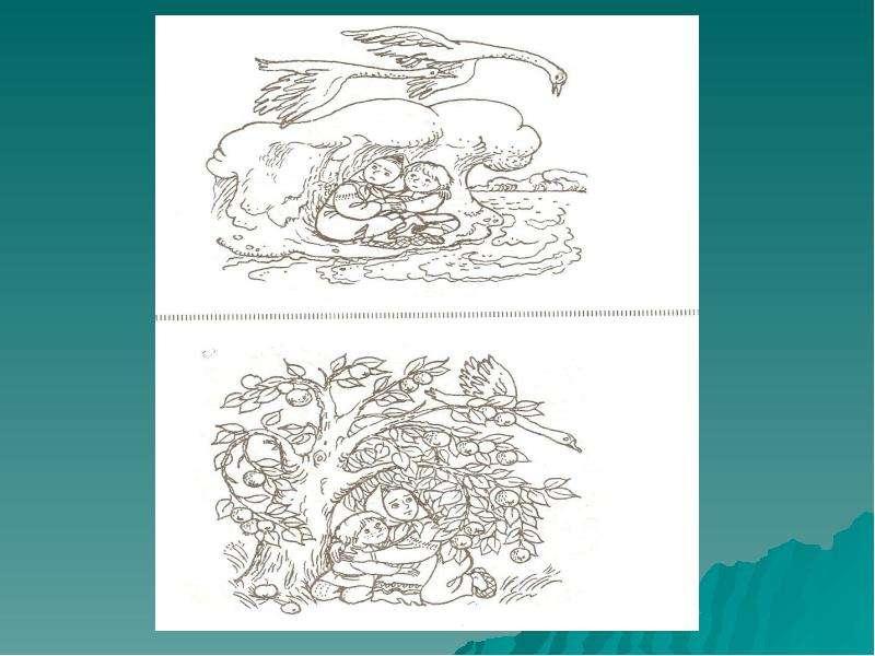 Учимся по сказке Развитие мышления с помощью мнемотехники, слайд 15