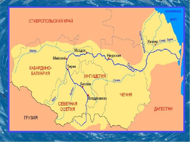 М. Ю. Лермонтов «Дары Терека», слайд 26
