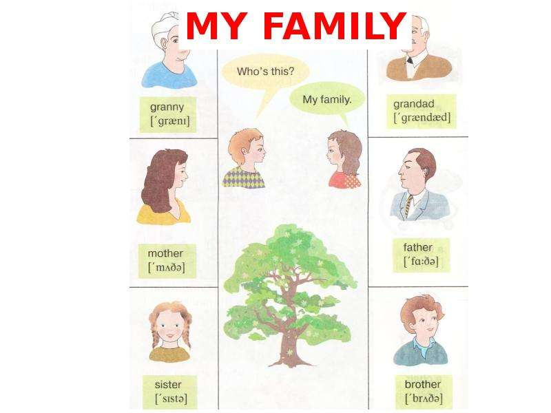 my family Read the my family movie synopsis, view the movie trailer, get cast and crew information, see movie photos, and more on moviescom.