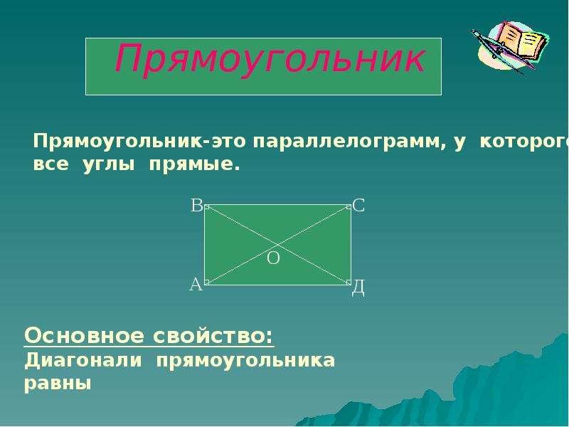 Четырехугольники вокруг нас, слайд 11