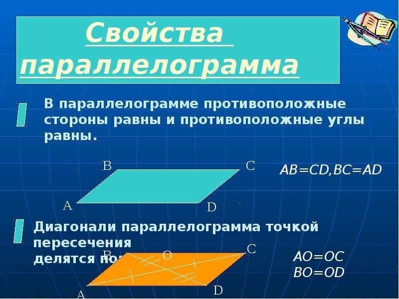 Четырехугольники вокруг нас, слайд 10