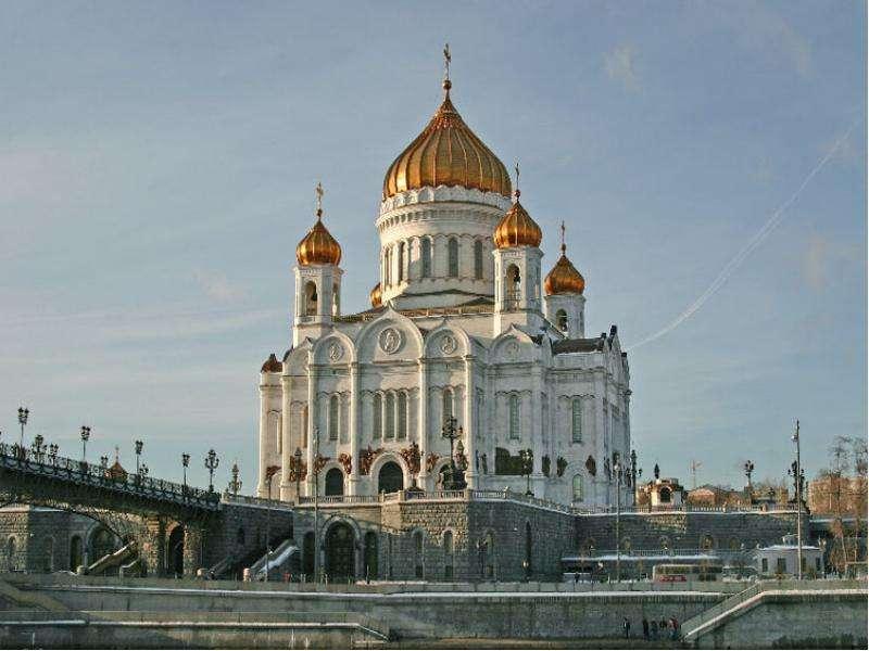 История Храма Христа Спасителя в Москве, слайд 40