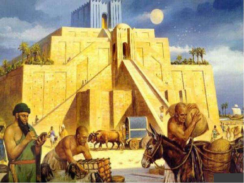 the rise of christianity in the ancient mesopotamian society and the unification through hammurabi