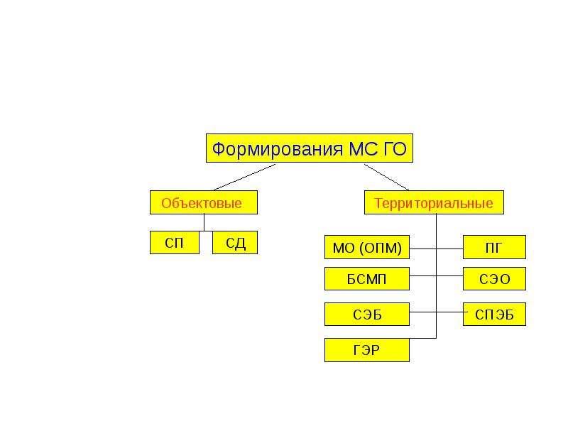 Медицинская служба гражданской обороны, слайд 13