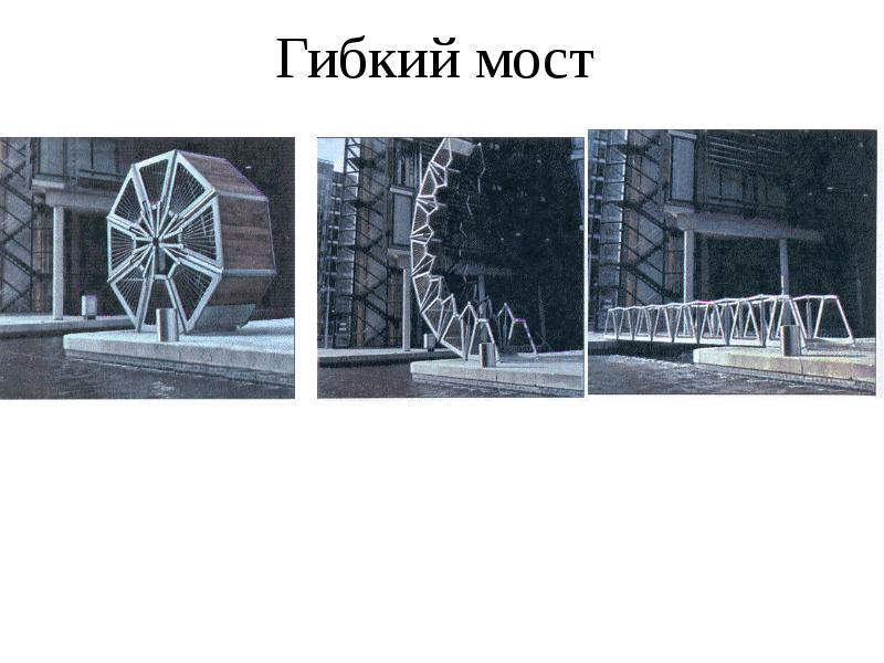 Гибкий мост