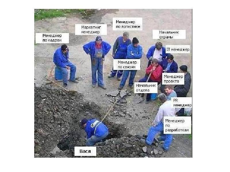 Функция организации, рис. 47