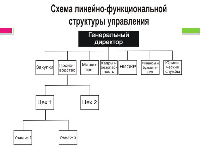 Функция организации, рис. 56