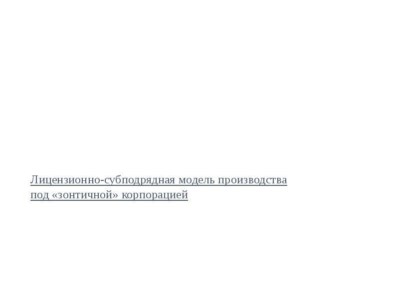 Функция организации, рис. 72