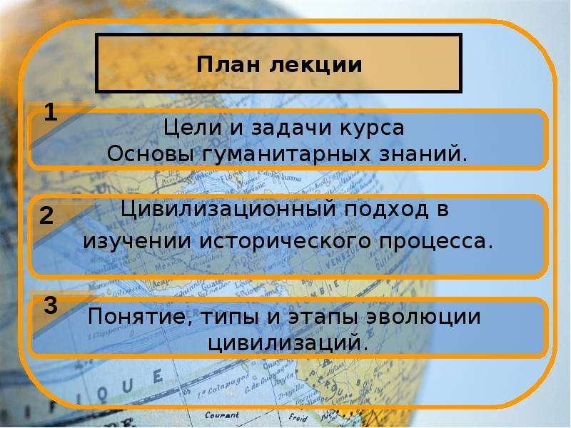 Цивилизация как предмет гуманитарного знания, слайд 3