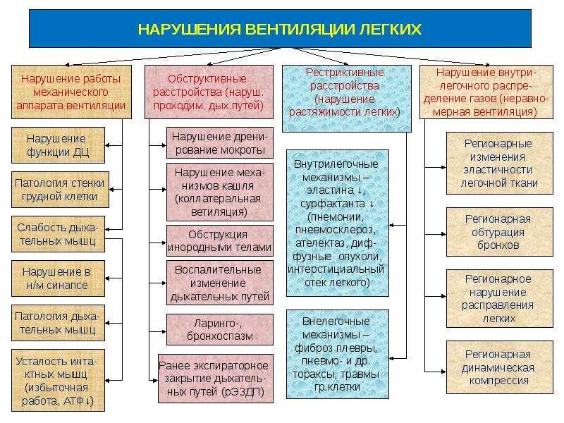 Патофизиология внешнего дыхания, слайд 12