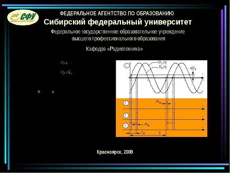 Презентация Измерение временных интервалов