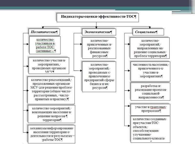 Осуществление территориального общественного самоуправления, слайд 11