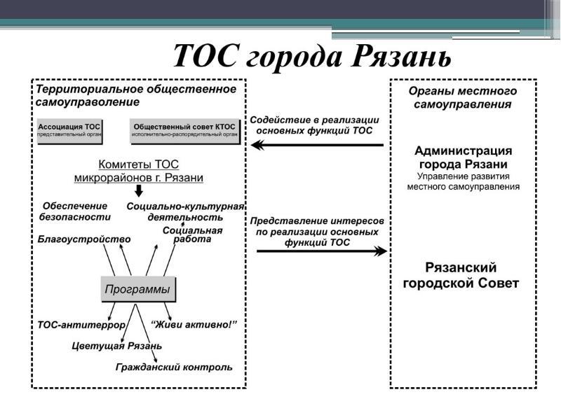 Осуществление территориального общественного самоуправления, слайд 10