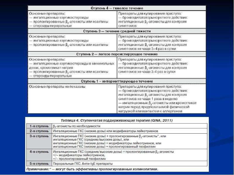 Лекарственные средства, применяемые при терапии бронхообструктивного синдрома (БОС), слайд 52