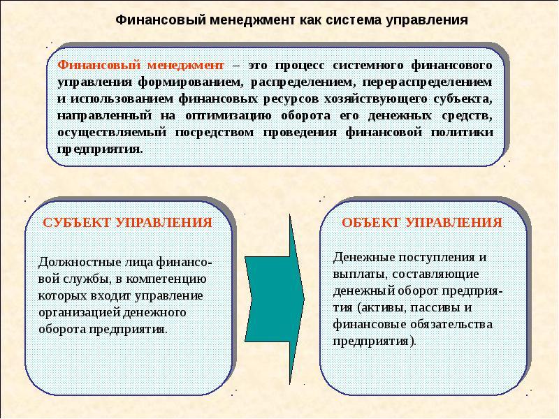 Финансы предприятий и финансовый менеджмент, слайд 10