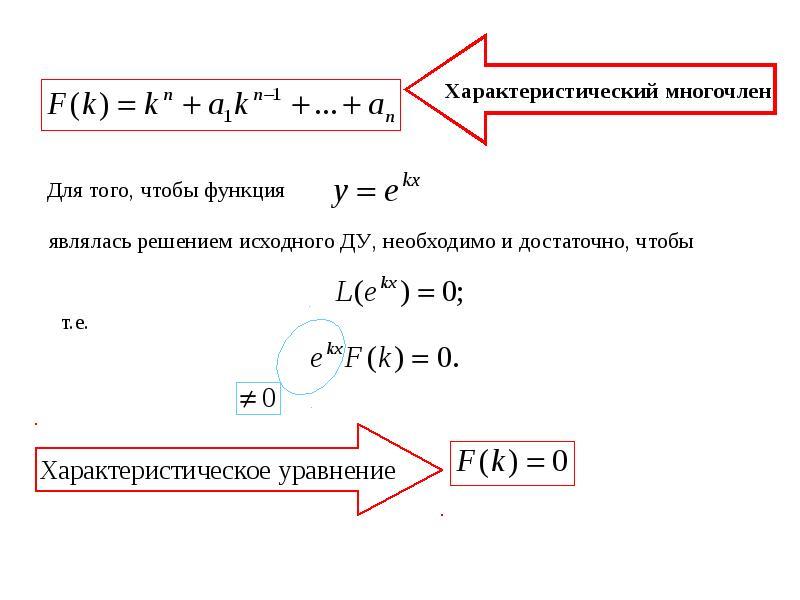 Уравнения, допускающие понижение порядка., слайд 31