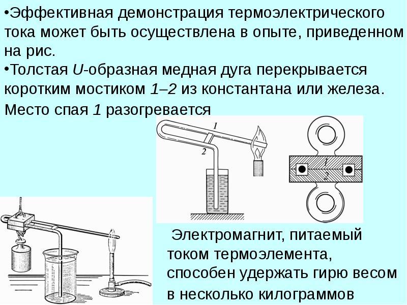 ЭМИССИЯ ЭЛЕКТРОНОВ ИЗ ПРОВОДНИКОВ. КОНТАКТНЫЕ ЯВЛЕНИЯ НА ГРАНИЦАХ ПРОВОДНИКОВ, слайд 39