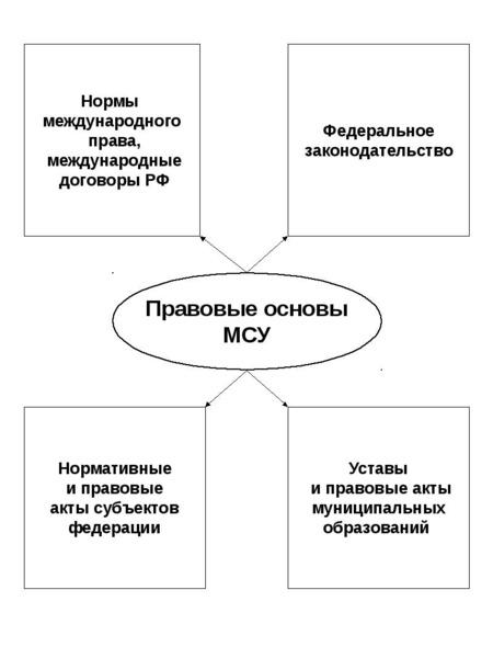Опорные конспекты по курсу муниципального управления, слайд 19