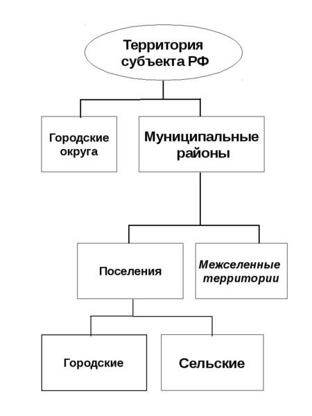 Опорные конспекты по курсу муниципального управления, слайд 42
