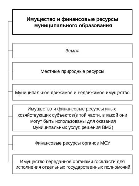 Опорные конспекты по курсу муниципального управления, слайд 74