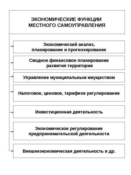 Опорные конспекты по курсу муниципального управления, слайд 79