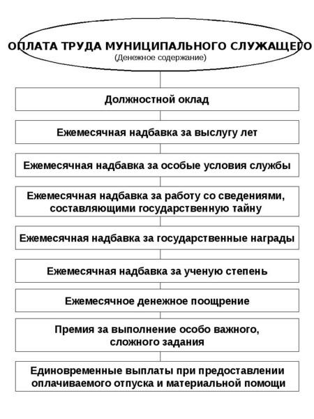 Опорные конспекты по курсу муниципального управления, слайд 99