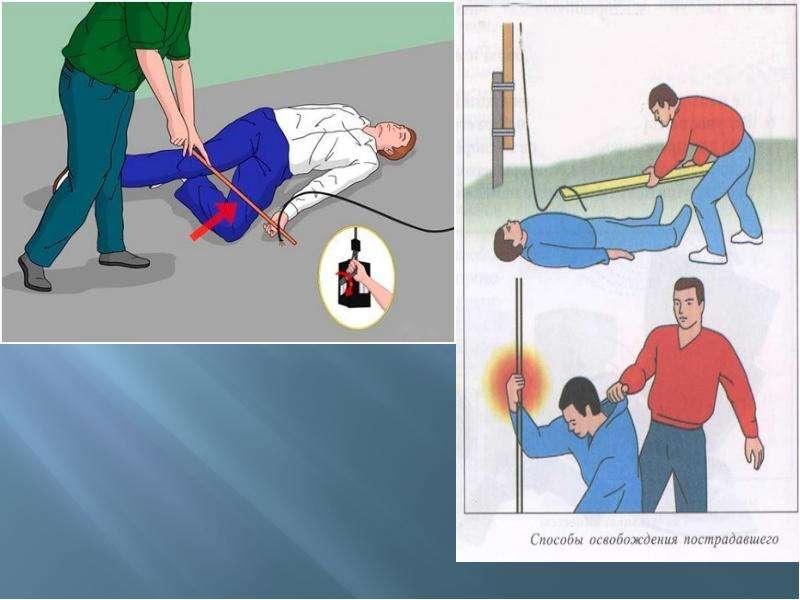 Оказание первой помощи. Ожоги и помощь при ожогах, слайд 9