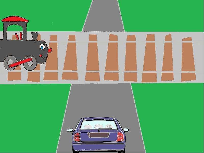 Правила дорожного движения детям: «Помни правила движенья как таблицу умноженья», слайд 15