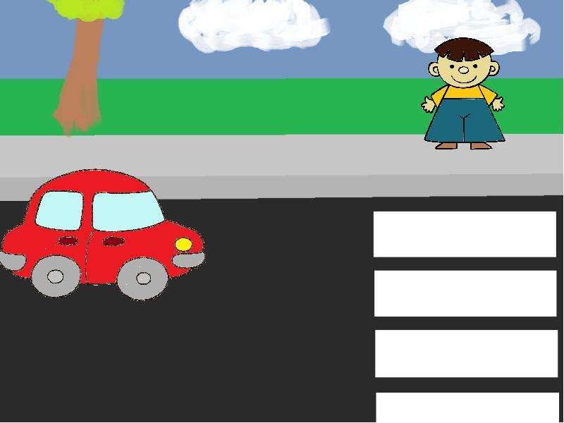 Правила дорожного движения детям: «Помни правила движенья как таблицу умноженья», слайд 6