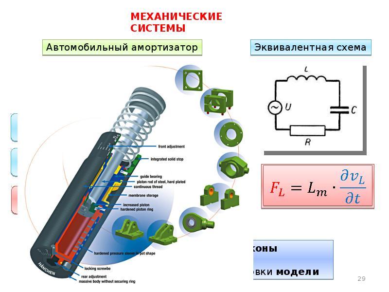 Механические системы