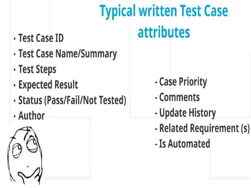 Артефакты тестирования. Жизненный цикл тестирования, слайд 13