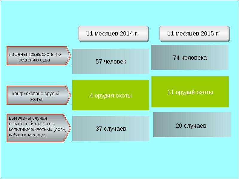 Браконьерство в Нижегородской области, слайд 9