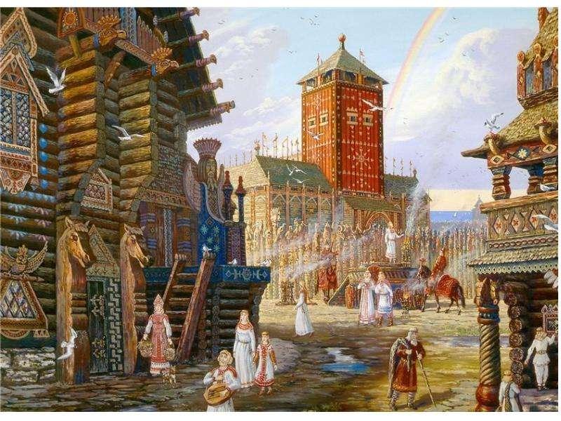 Быт и нравы в Древней Руси, рис. 16