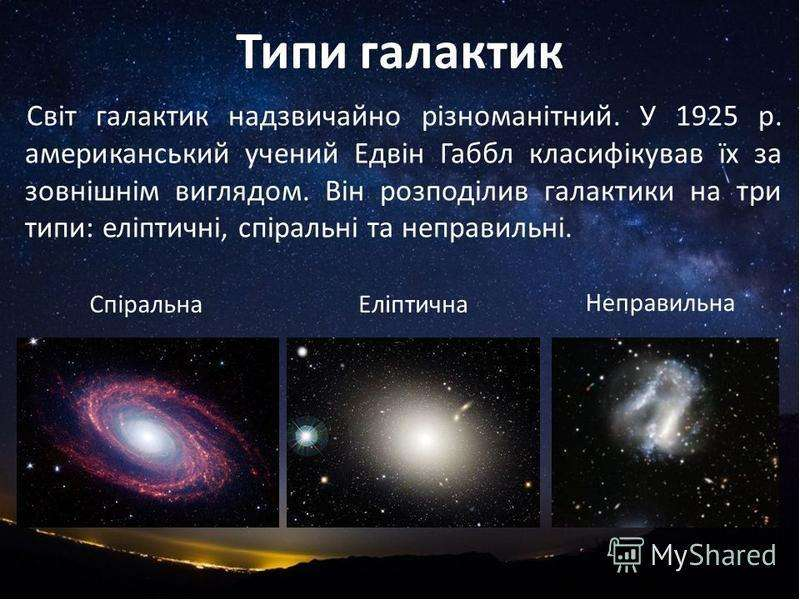 название галактик картинки купить пару формикариев