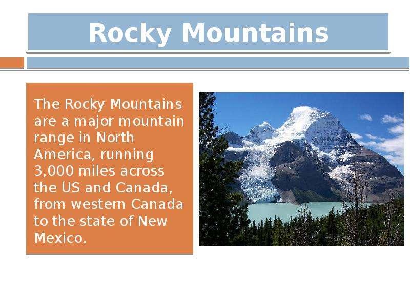 Rocky Mountain Porn