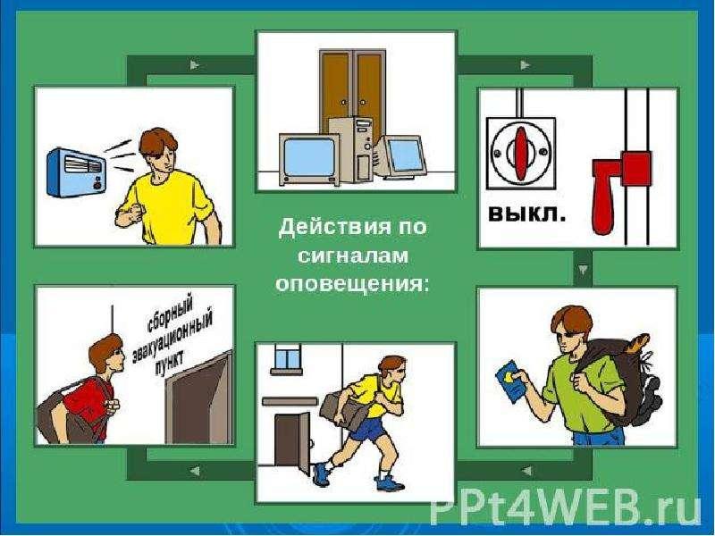 Система оповещения населения о чрезвычайных ситуациях, слайд 12