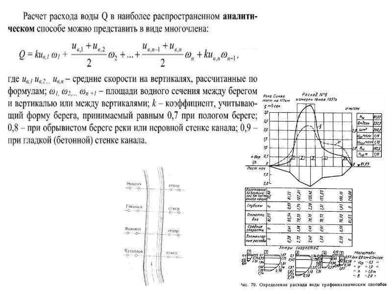 Инженерное обеспечение гидротехнического строительства, слайд 68