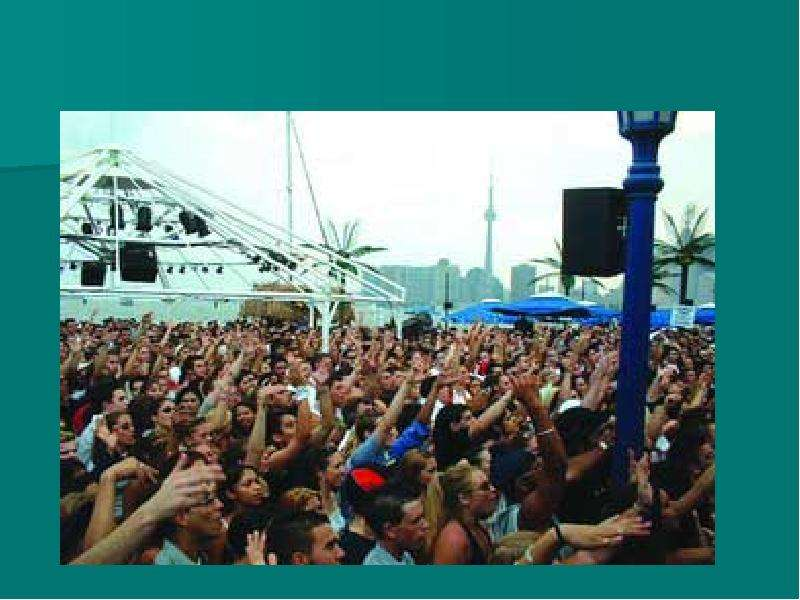 Профилактика образования толпы, основы работы с толпой, рис. 12