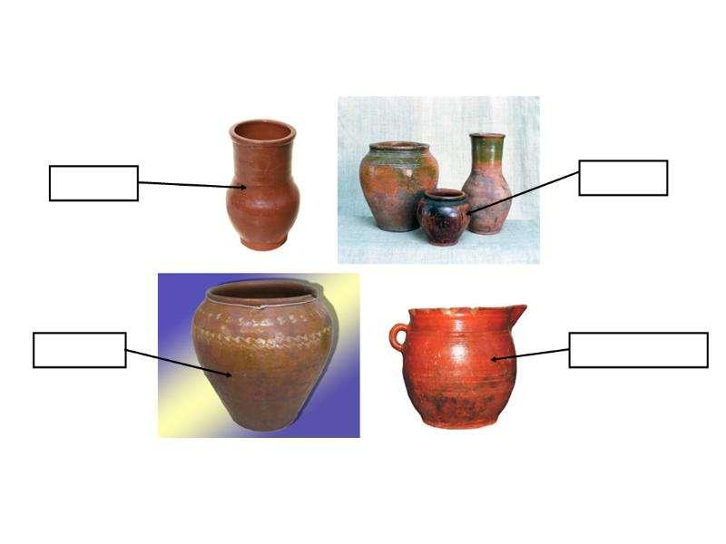 Конструкция и декор предметов народного быта, труда, слайд 15