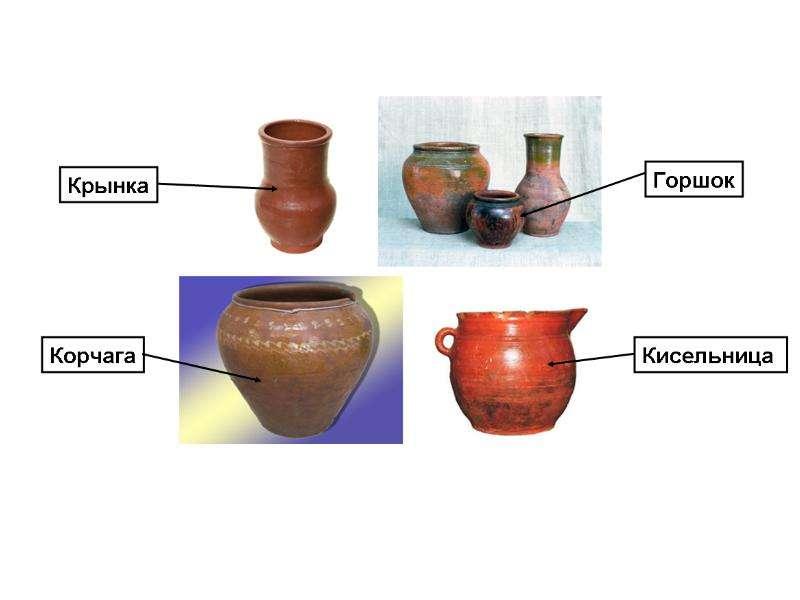 Конструкция и декор предметов народного быта, труда, слайд 16