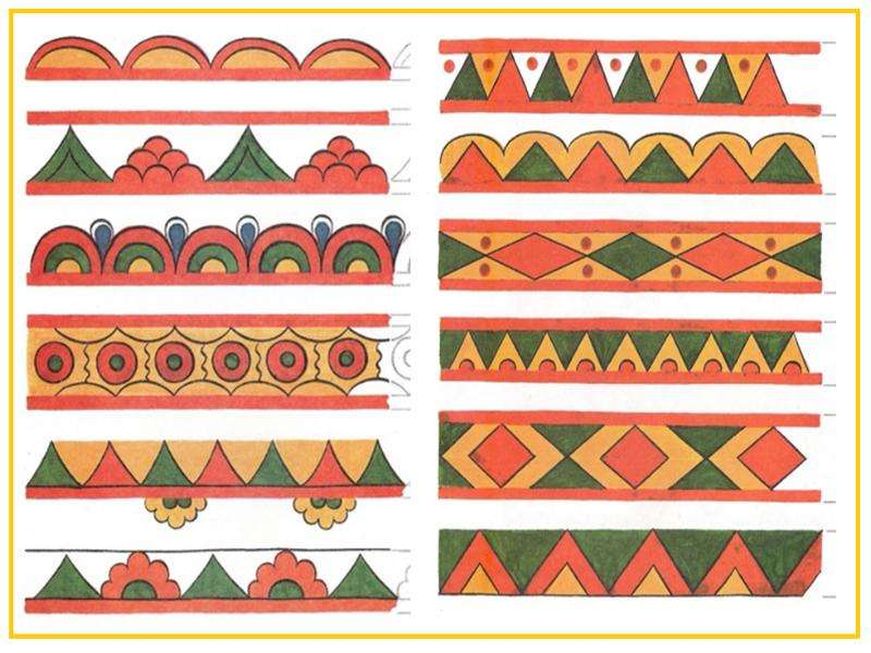 Конструкция и декор предметов народного быта, труда, слайд 24