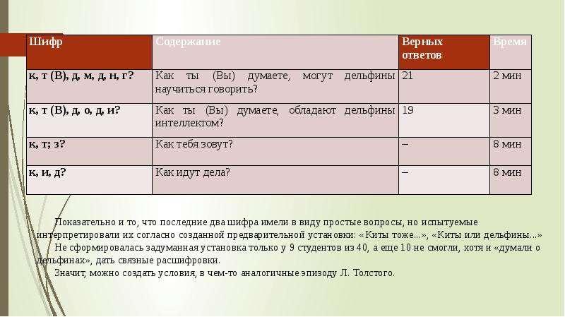 Восприятие и понимание в речевой деятельности, слайд 13
